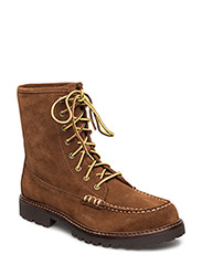 FLAXBY-BOOTS-WORKBOOT - NEW SNUFF