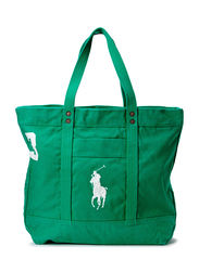 BIG PP TOTE - GALWAY GREEN W