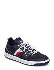 Court 200 Mesh Sneaker - FRENCH NAVY/WHITE