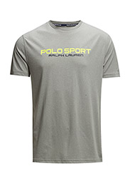 PERFORMANCE JERSEY T-SHIRT - ANDOVER HTHR