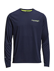 PERFORMANCE JERSEY T-SHIRT - FRENCH NAVY