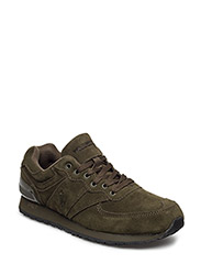 SLATON PONY-SNEAKERS-ATHLETIC - DEEP OLIVE