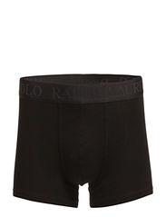 Stretch Cotton Trunk - POLO BLACK/BK W