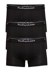 3 PACKS POUCH TRUNKS - BLACK