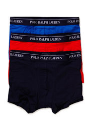 3 PACK TRUNKS - 3PK PPY/BLU/NVY