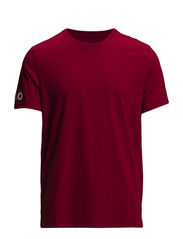 SHORT SLEEVE CREW - CARRIAGE RED