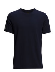 SHORT SLEEVE CREW - CRUISE NAVY