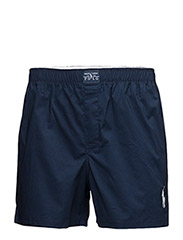 Slim Fit Stretch Cotton Boxer - CRUISE NAVY
