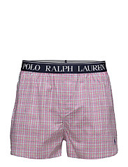 Stretch Cotton Boxer - PALM BEACH PLAID