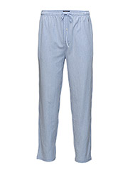 Knit Oxford Sleep Pant - HARBOUR ISLAND BLUE/WHT STRIPE