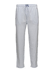 Knit Cotton Oxford Sleep Pant - HARBOUR ISLAND BL