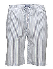Knit Cotton Oxford Sleep Short - HARBOUR ISLAND BL