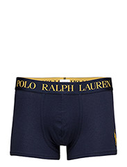 Stretch Cotton Trunk - CRUISE NAVY/ GOLD DOUBLOON