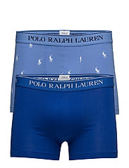 Stretch Cotton Trunk 2-Pack - 2PK AERIAL BLUE/S