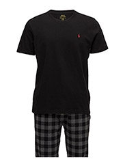 COTTON-GFB-SST - BLACK/BUFFALO CHECK