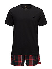 COTTON-GFB-SST - POLO BLACK/SHEFFIELD