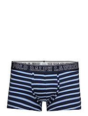 Stretch Cotton Trunk - CRUISE NAVY MULTI STRIPE