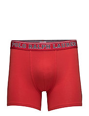 Stretch Cotton Boxer Brief - RL 2000 RED