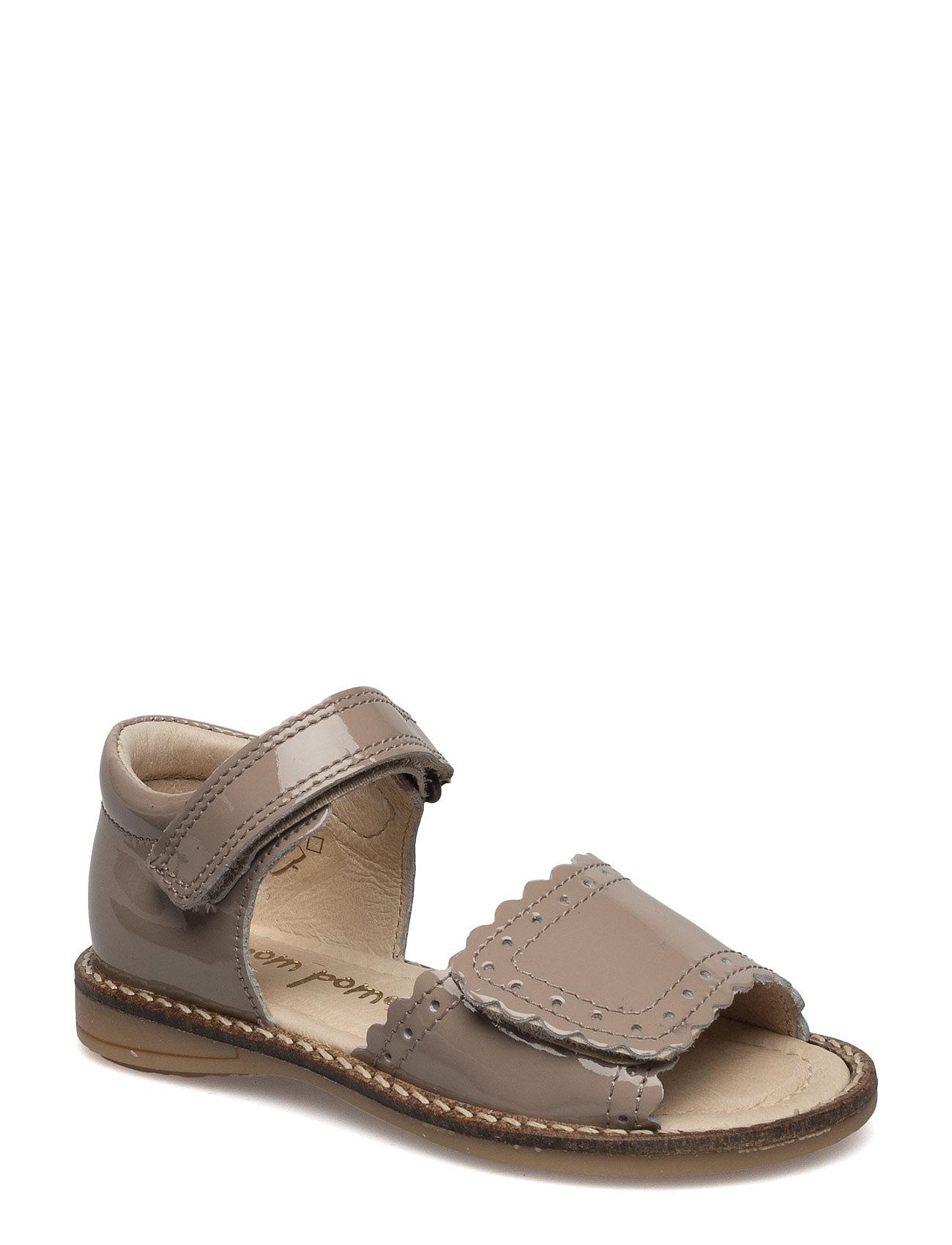 Open Toe Sandal Pom pom Sandaler til Børn i