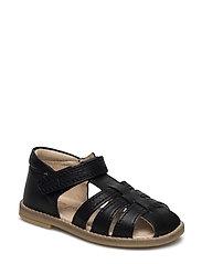 Starter sandal - BLACK