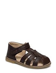 Starter sandal - BROWN