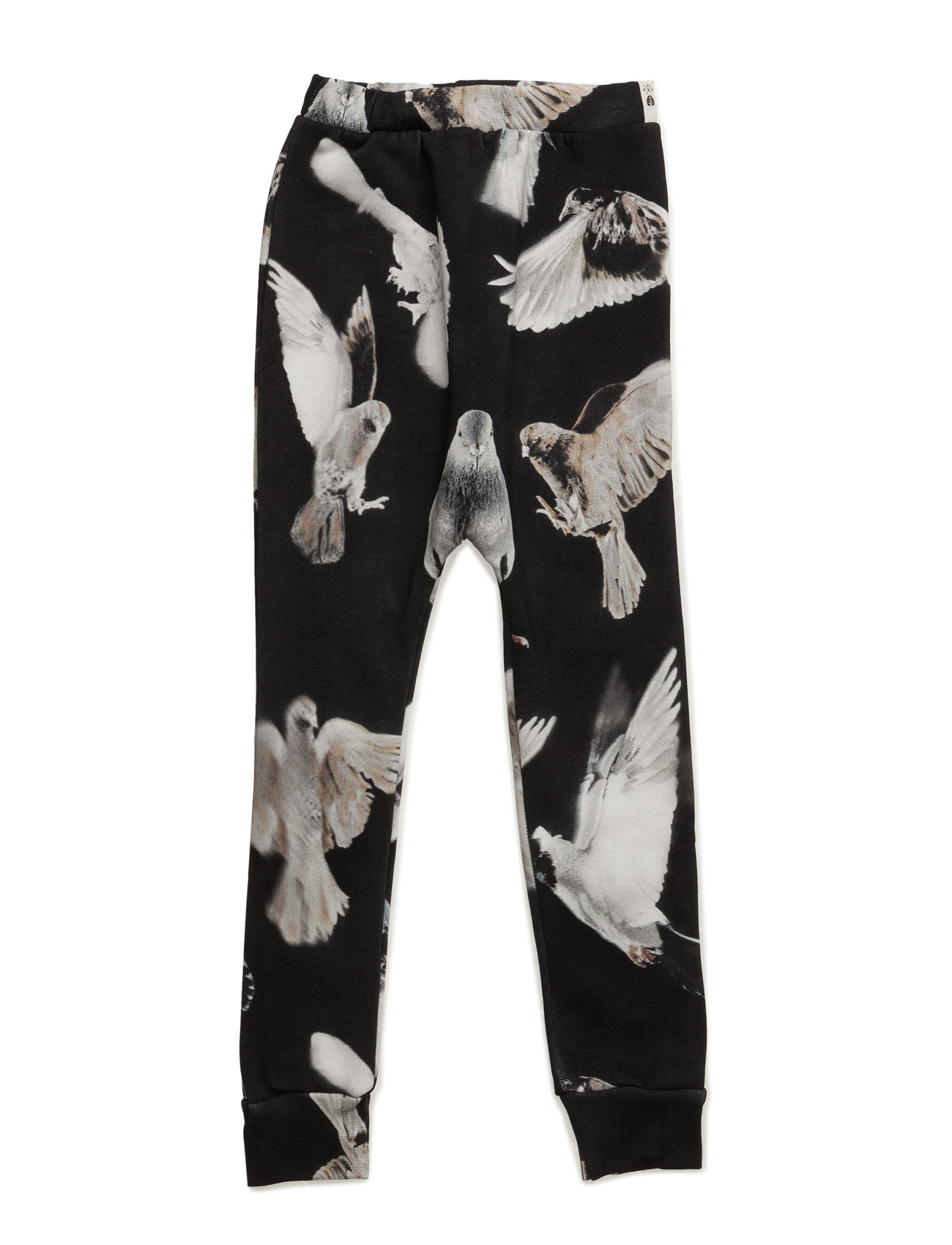 Baggy Leggings Black Birds thumbnail