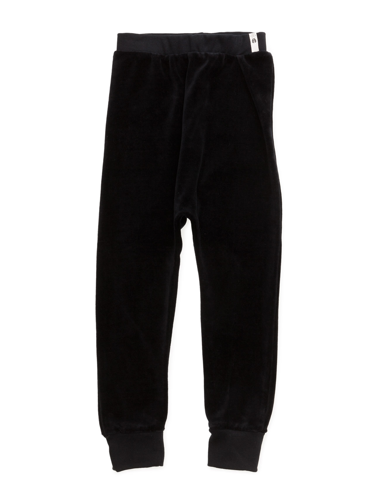 Baggy Leggings Navy Velour thumbnail