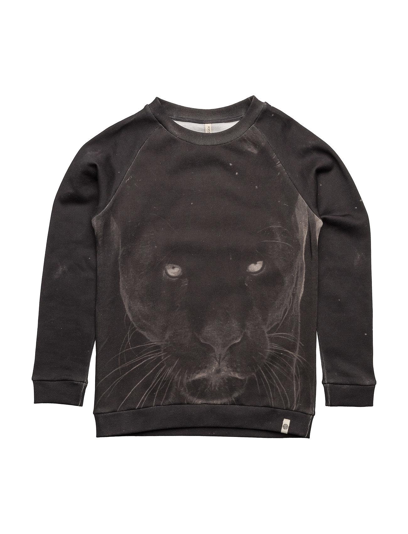 Basic Sweat Panther Aop Popupshop  til Børn i