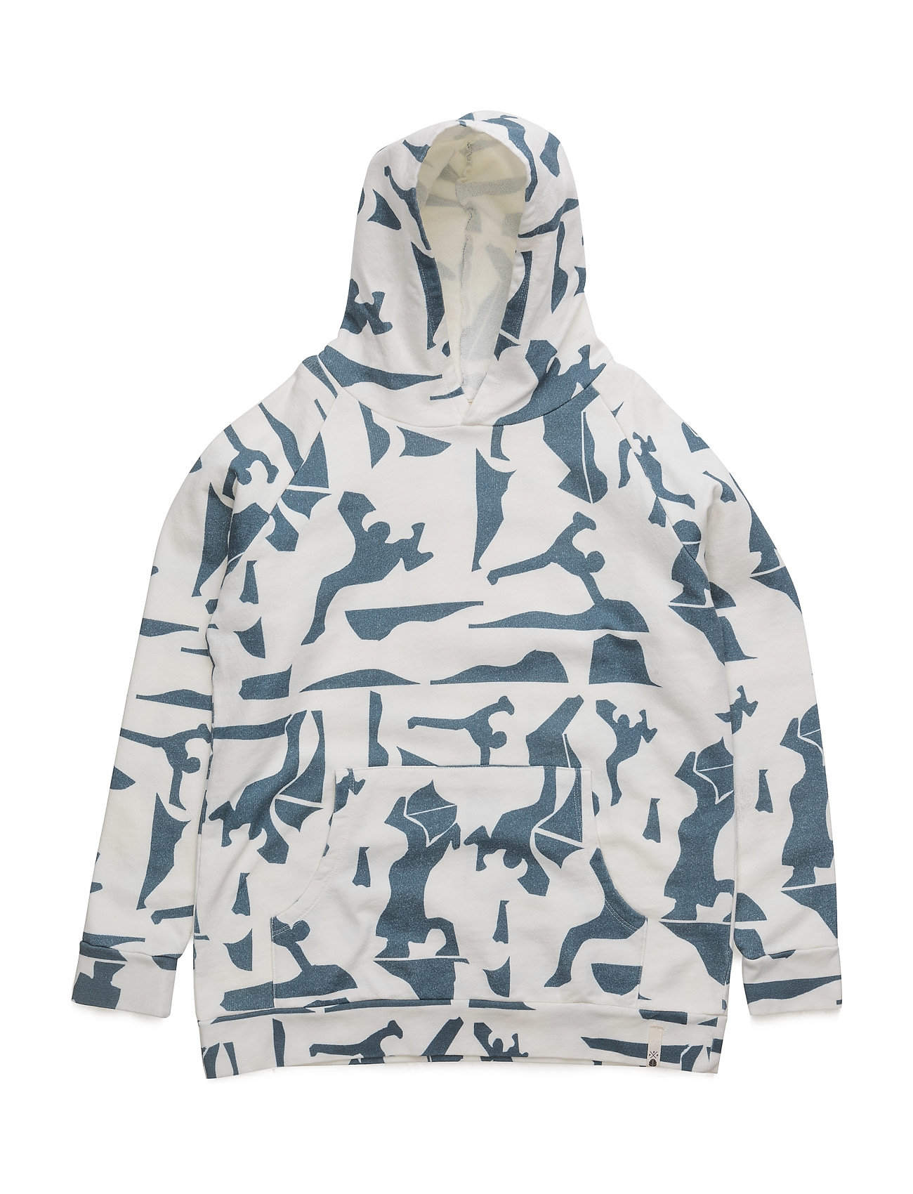 Hoodie With Pocket Popupshop  til Børn i