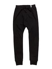 Baggy Leggings Black - BLACK