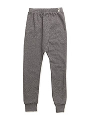 Baggy Leggings Grey Melange - GRAY MELANGE