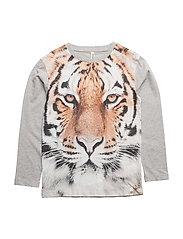Basic LS Tee Tiger - TIGER
