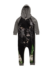 Hoodie Suit Panther - PANTHER
