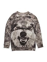 Basic Sweat Wolf AOP - WOLF