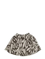 Circle Base Skirt Banana - BANANA