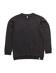 Basic Sweat Black - BLACK