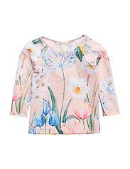 Swim Blouse Flower - FLOWER