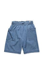 Lotte Denim Shorts - DENIM