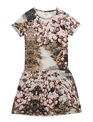 Martha dress - FLOWER