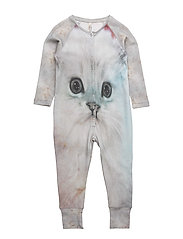 Onepiece suit - FLUFFY CAT