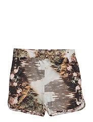 Parkin shorts - FLOWER