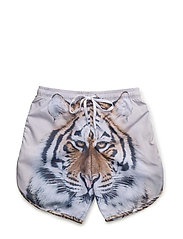 Swim shorts long UV 40/50 - TIGER