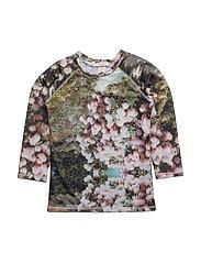 Swim blouse UV 40/50 - FLOWER
