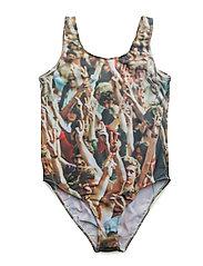 Swimsuit UV 40/50 - WOODSTOCK