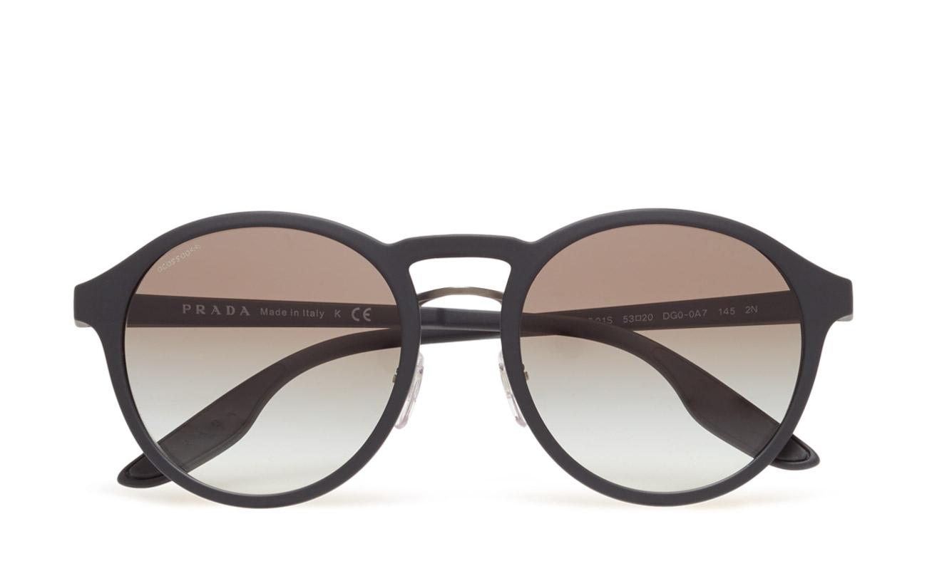 D-frame (Black Rubber) (£126) - Prada Sport Sunglasses | Boozt.com