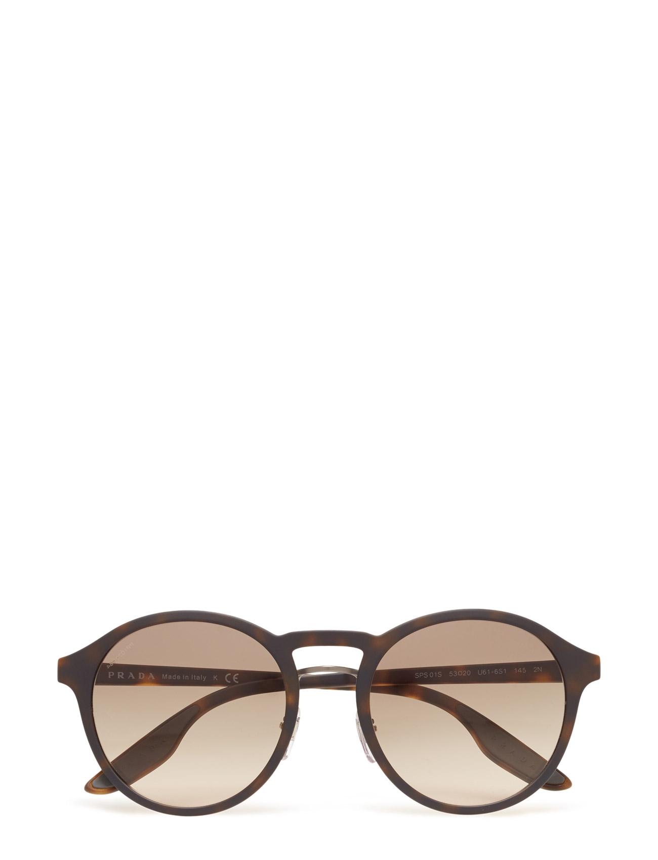 D-Frame Prada Sport Sunglasses Solbriller til Herrer i