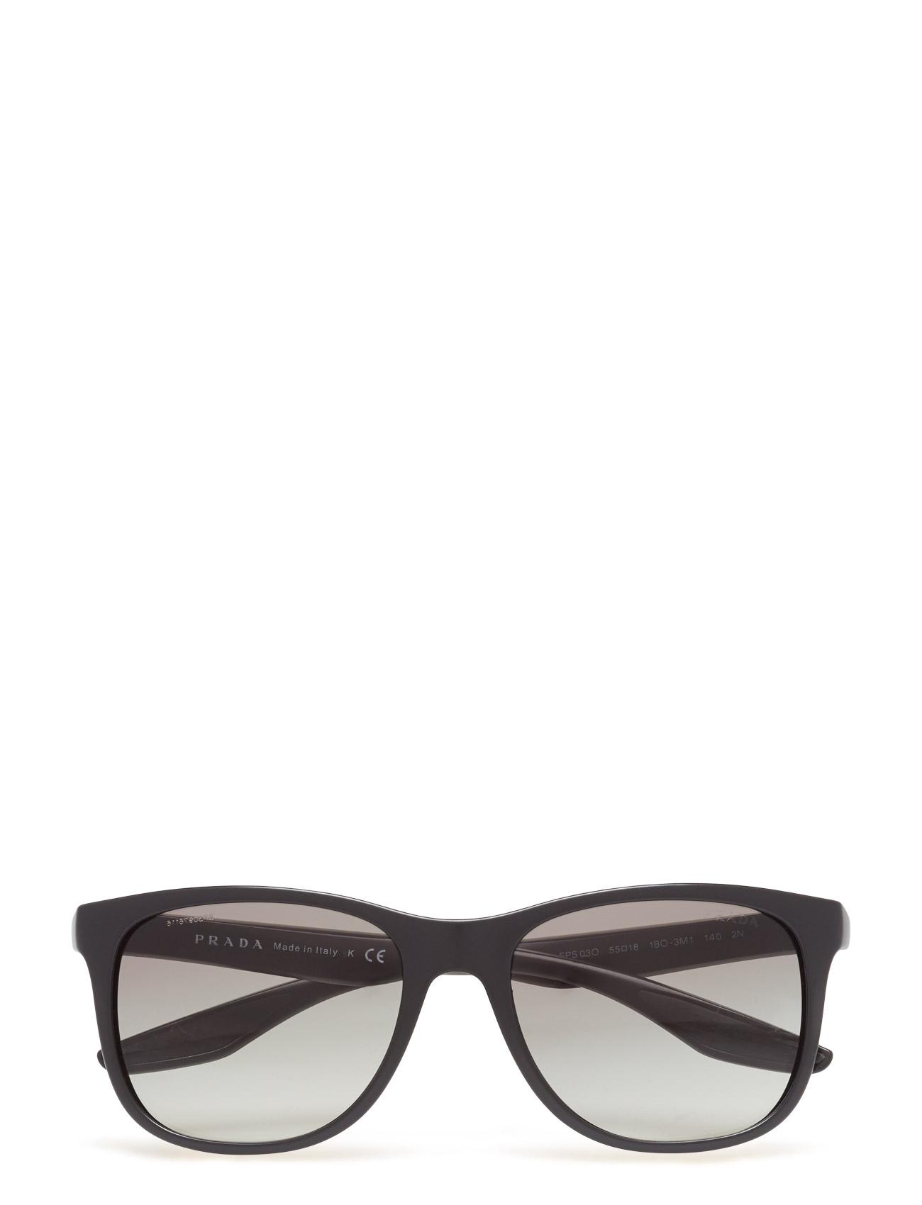 995eb982b852 Lifestyle Prada Sport Sunglasses Solbriller til Mænd i Sort
