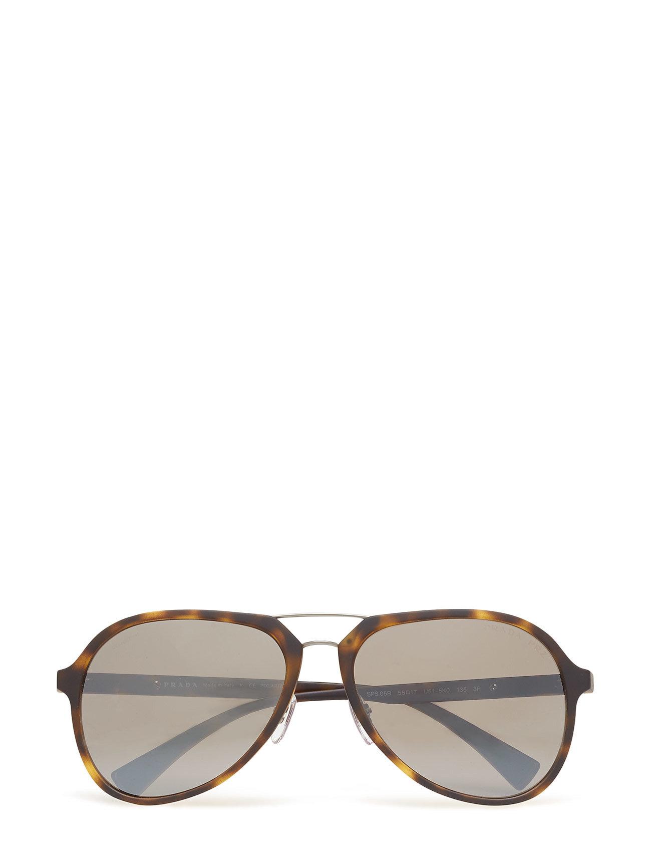 Double Bridge Prada Sport Sunglasses Solbriller til Herrer i