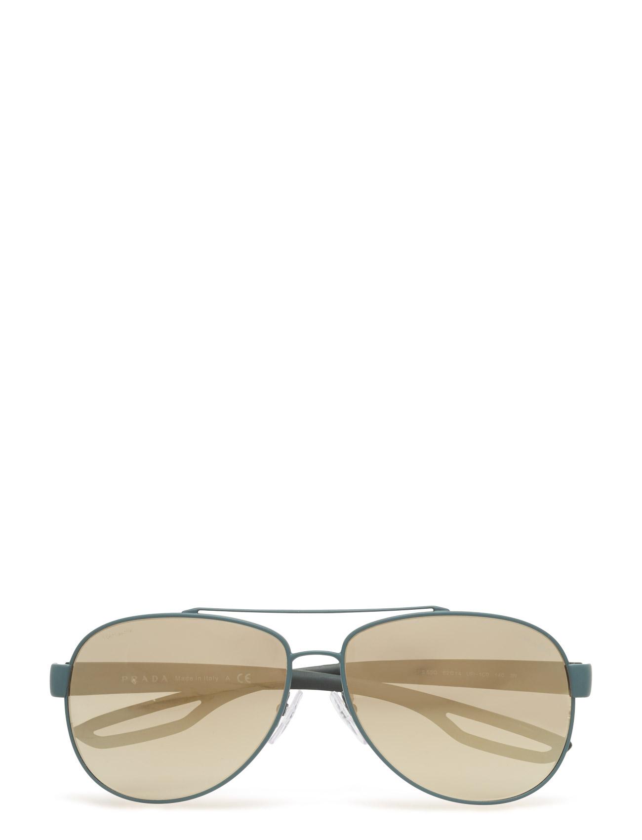 46311e7cc973 Aviator Prada Sport Sunglasses Solbriller til Herrer i ...