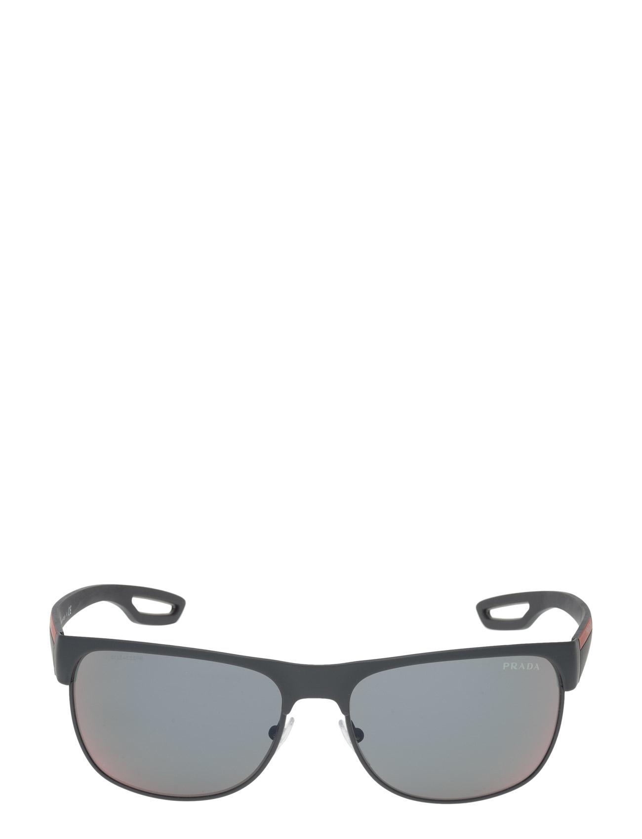 Lifestyle | Lj Silver Prada Sport Sunglasses Solbriller til Mænd i
